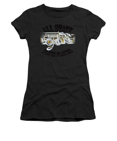 All State Flute Player Women's T-Shirt