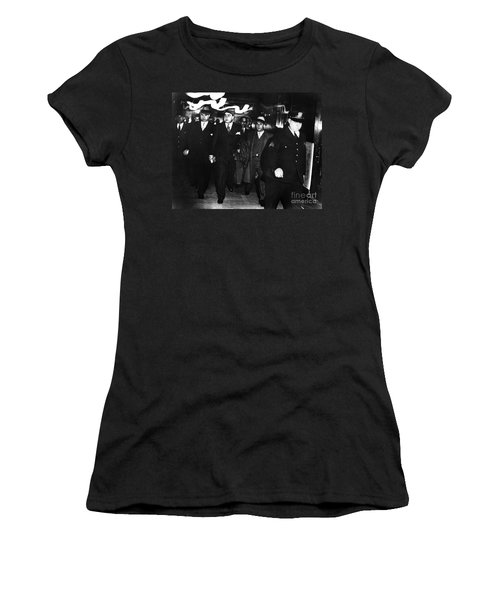 Alphonse Capone (1899-1947) Women's T-Shirt