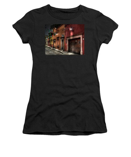 1 A.m. Street Photo Women's T-Shirt