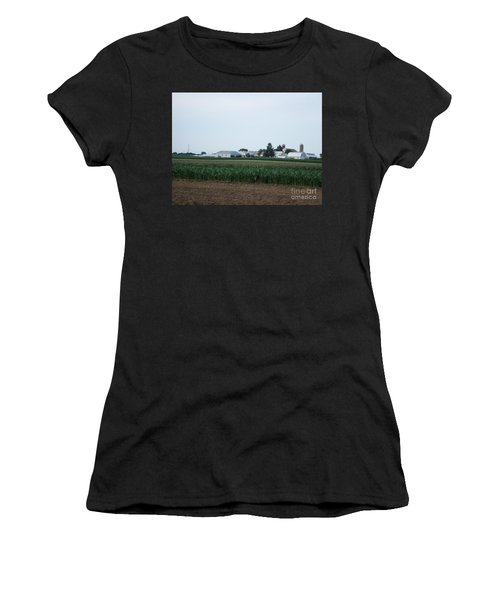 Amish Homestead 9 Women's T-Shirt