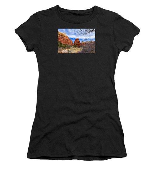 Angels Landing Women's T-Shirt