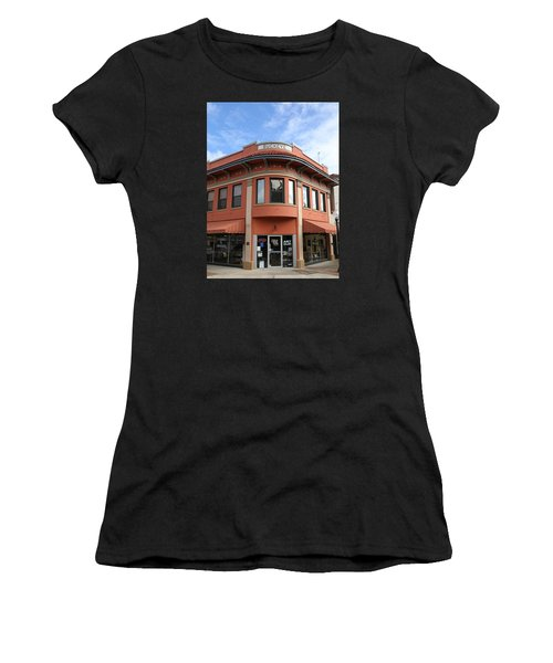 Women's T-Shirt featuring the photograph Architecture by Dart and Suze Humeston
