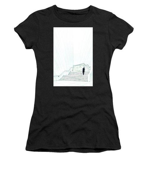 Architecture Of Light Women's T-Shirt