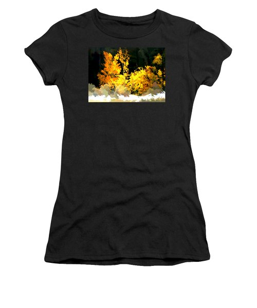 Aspen Glow Women's T-Shirt
