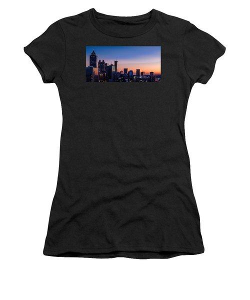 Atlanta Sunset Women's T-Shirt