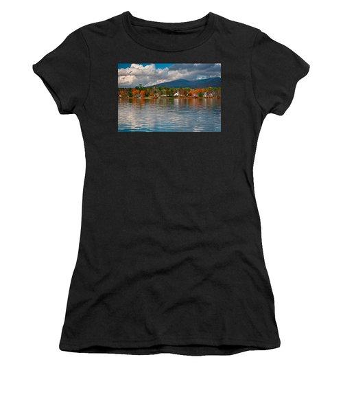 Autumn In Melvin Village Women's T-Shirt