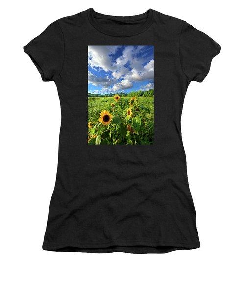 Autumn Is Near Women's T-Shirt