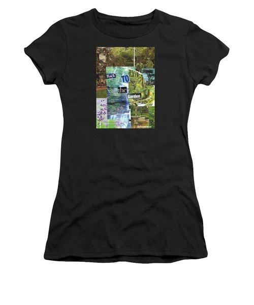 Back To The Garden Women's T-Shirt
