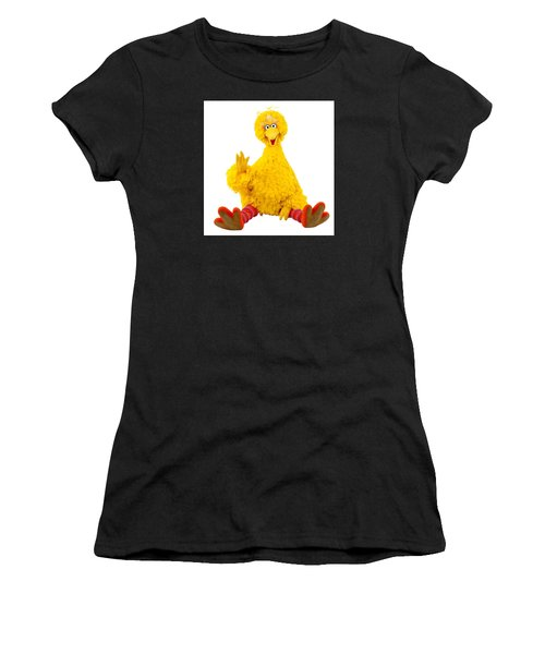 Big Bird Women's T-Shirt (Athletic Fit)