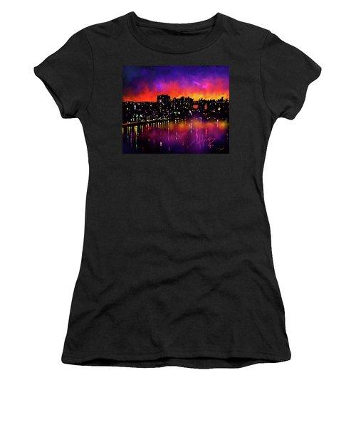 Biscayne Bay, Miami Women's T-Shirt