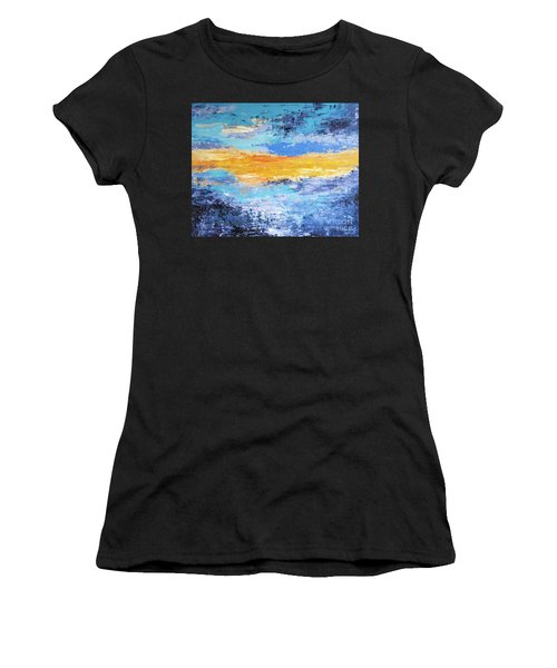 Blue Sunset Women's T-Shirt