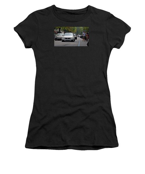 Bmw M3 Women's T-Shirt (Athletic Fit)