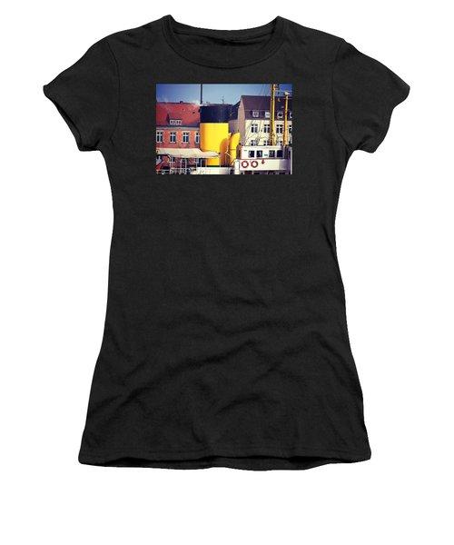 Bremerhaven Harbor, Germany Women's T-Shirt