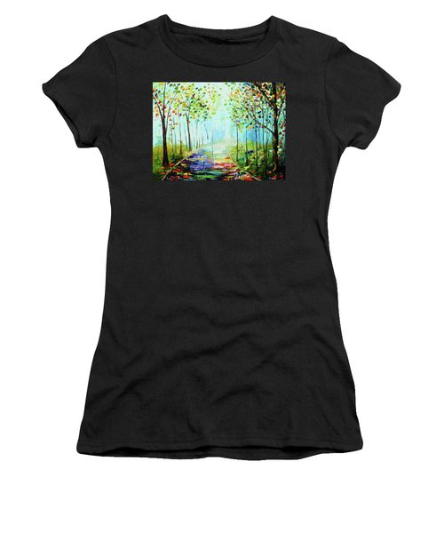 Bright Path Women's T-Shirt