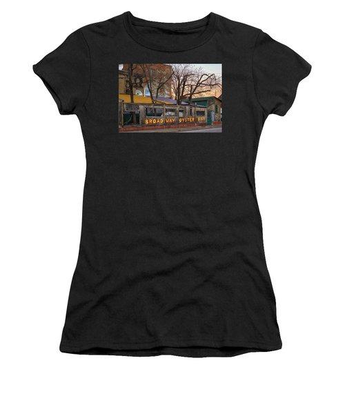 Broadway Oyster Bar Women's T-Shirt