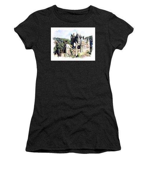 Burg Eltz - Moselle Women's T-Shirt