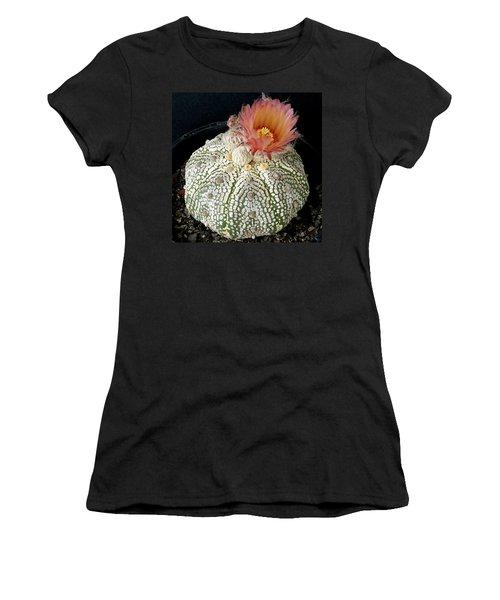 Cactus Flower 4 Women's T-Shirt