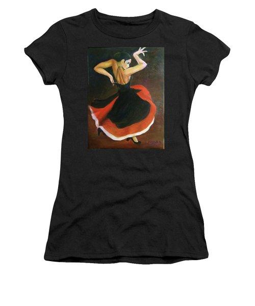 Carmen Women's T-Shirt (Athletic Fit)
