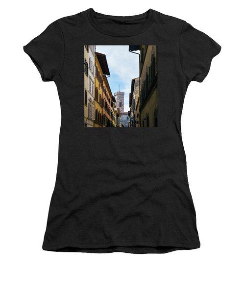 Cattedrale Di Santa Maria Del Fiore, Florence Women's T-Shirt