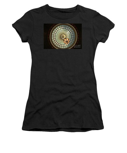 Chicago Cultural Center Dome Women's T-Shirt