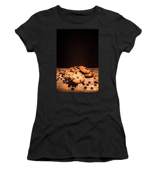 Choc Chip Biscuits Women's T-Shirt