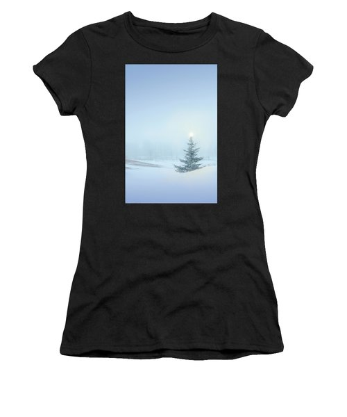Christmas Spirit Women's T-Shirt (Athletic Fit)