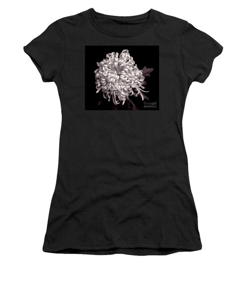 Chrysanthenmum 'satin Ribbon' Women's T-Shirt