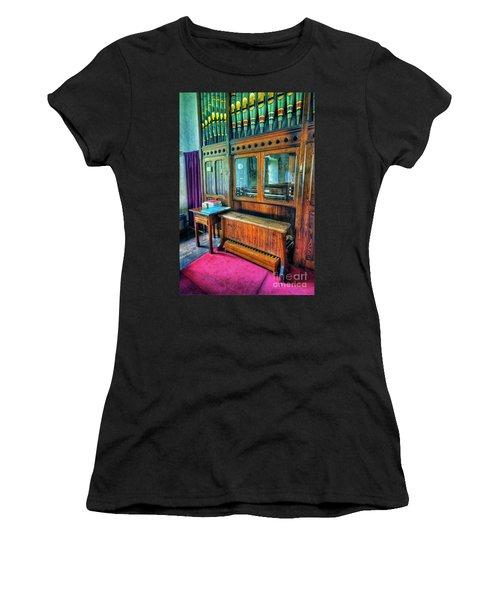 Church Organ Women's T-Shirt