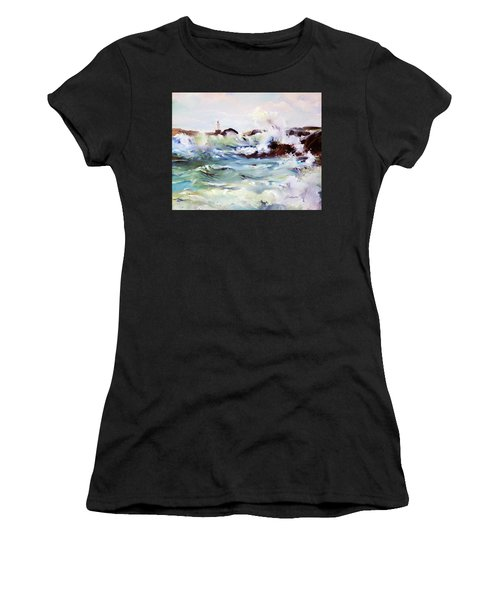 Churning Surf Women's T-Shirt