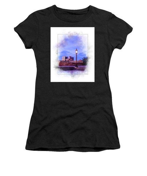 City Women's T-Shirt (Athletic Fit)