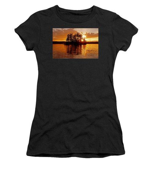 Clarity Of Spirit Women's T-Shirt