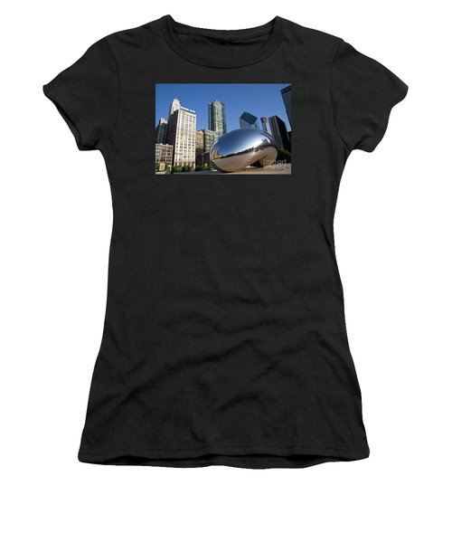 Cloudgate Reflects Women's T-Shirt