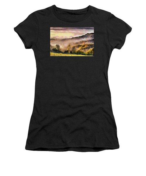 Colors Of Autumn Women's T-Shirt