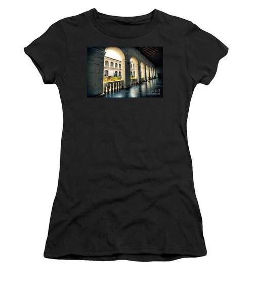 Corridor Women's T-Shirt (Athletic Fit)