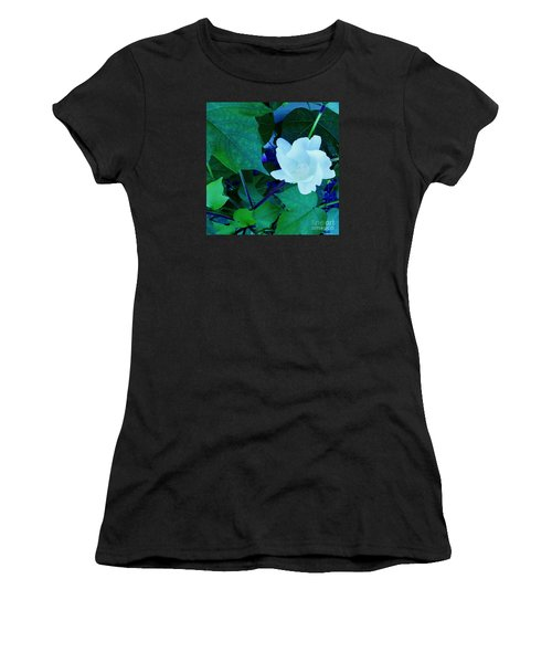 Cotton Blossom Women's T-Shirt (Athletic Fit)