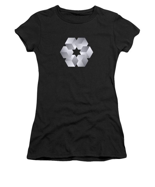 Cube Star Women's T-Shirt