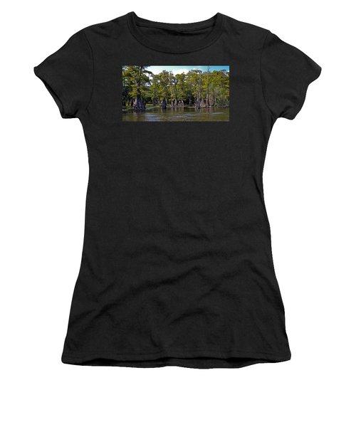 Cypress On The Suwannee Women's T-Shirt