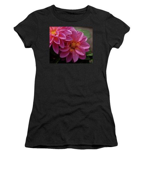 Dahlia Beauty Women's T-Shirt (Athletic Fit)