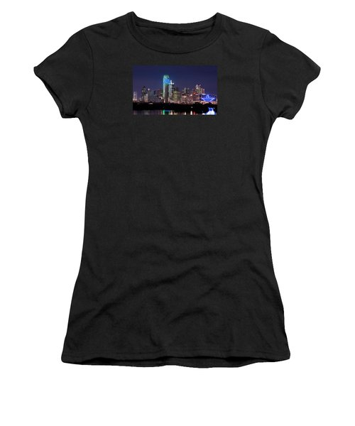 Dallas Skyline Cowboys Women's T-Shirt
