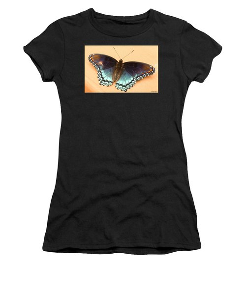 Women's T-Shirt featuring the photograph Delicate Beauty by Marian Palucci-Lonzetta