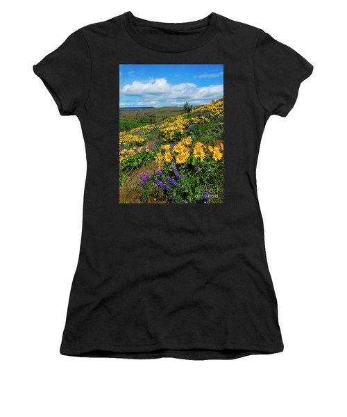 Desert Color Women's T-Shirt