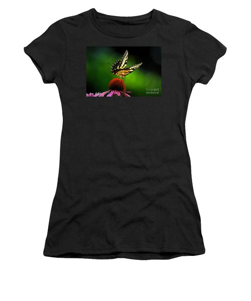 Dining Alone Women's T-Shirt