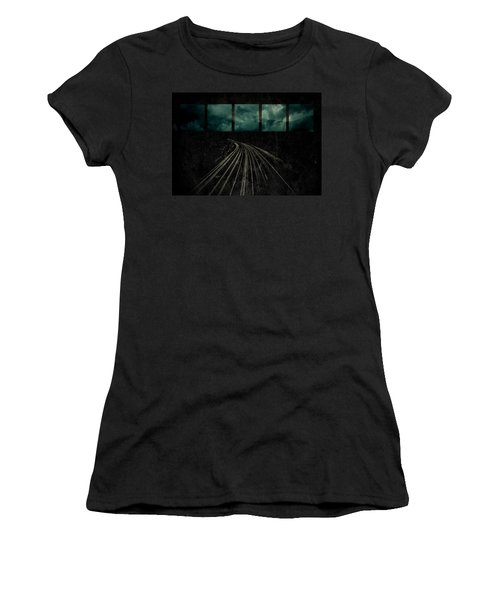 Drifting Women's T-Shirt