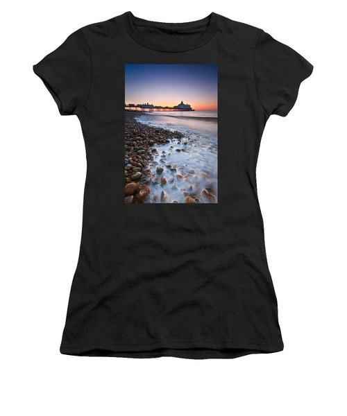 Eastbourne Sunrise Women's T-Shirt (Athletic Fit)