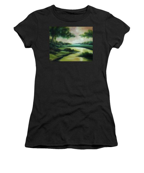 Emerald Forest Women's T-Shirt