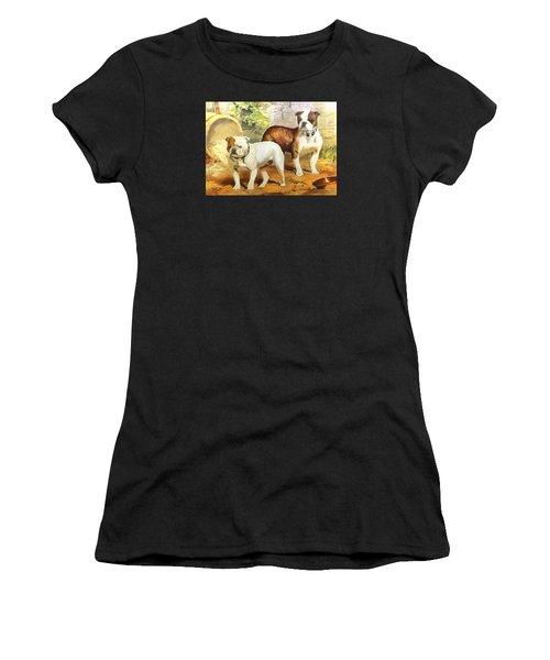 English Bulldogs Women's T-Shirt