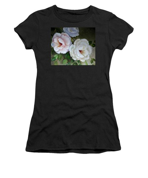 Etre Fleur  Women's T-Shirt (Athletic Fit)