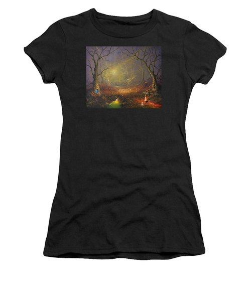 The Enchanted Forest Women's T-Shirt