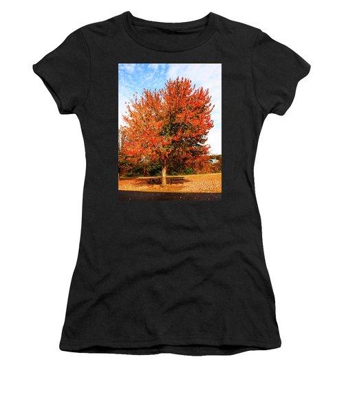 Fall Time Women's T-Shirt