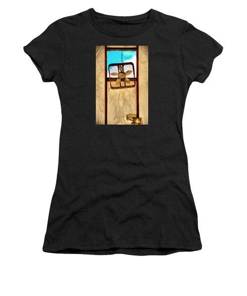 Fan Women's T-Shirt (Athletic Fit)